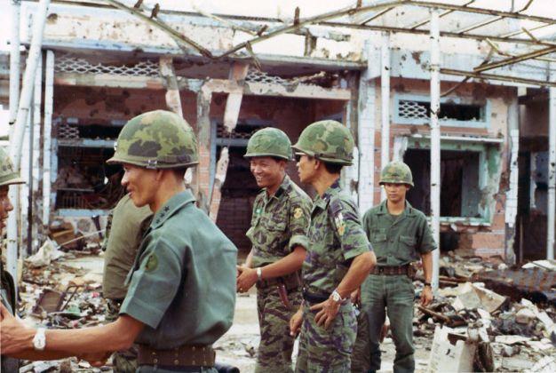 Thủy Quân Lục Chiến QLVNCH tại mặt trận Quảng Trị - Huế 1972