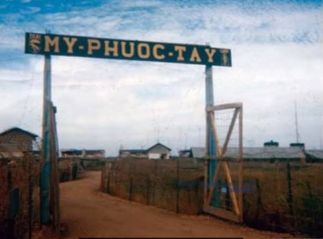 Trại cải tạo Mỹ Phước Tây ,Cai Lậy .Tiền Giang