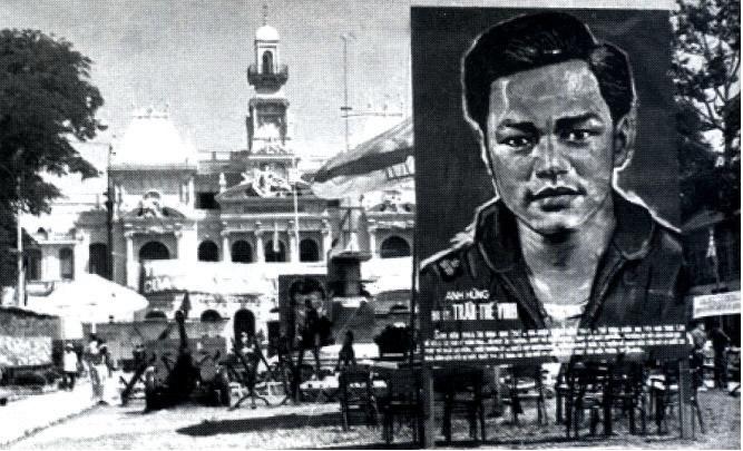 anhhungtranthevinh-Thủ Đô Sài Gòn tháng 5 mùa binh lửa 1972
