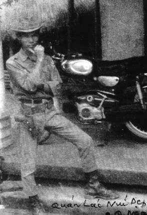ngu7o7Quán Lác - núi Dèpi lính viêt nam cong hoà