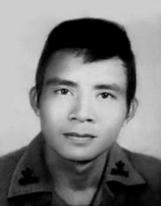 Thiếu Tá Trần Văn Kia